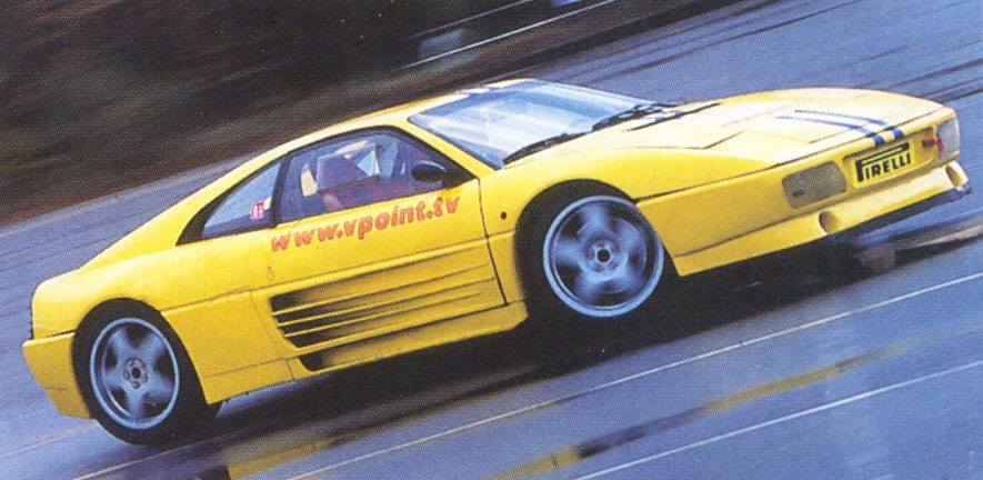 Ferrari 348 Challenge Car and car Conversions Magazine