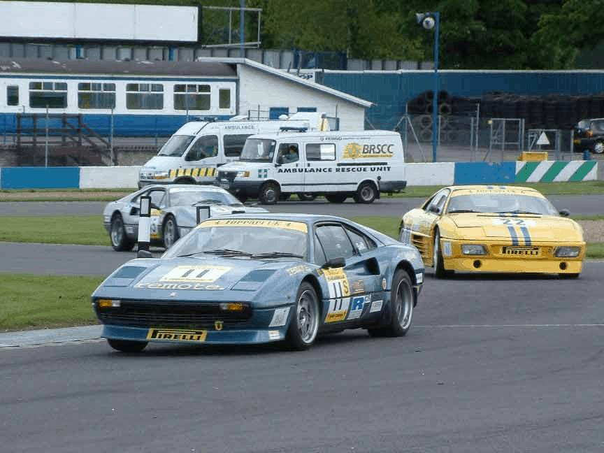 Pirelli Ferrari Maranello Challenge
