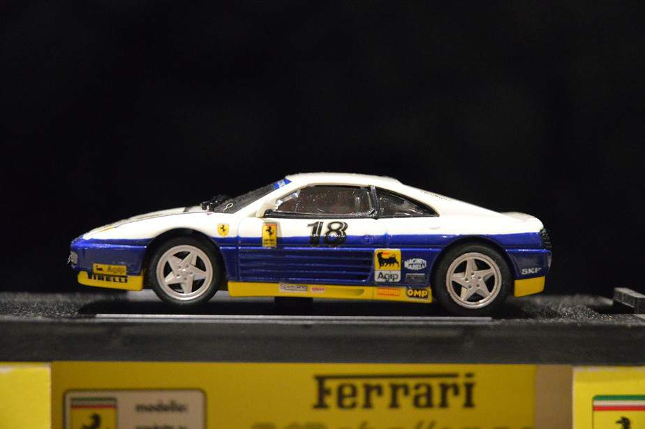 Bang IT Ferrari 348 Challenge