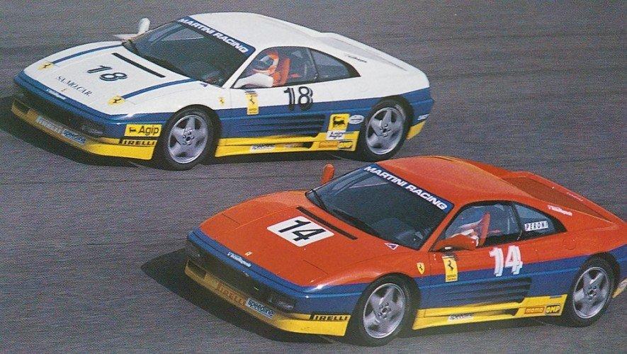 Ferrari 348 racing 1993