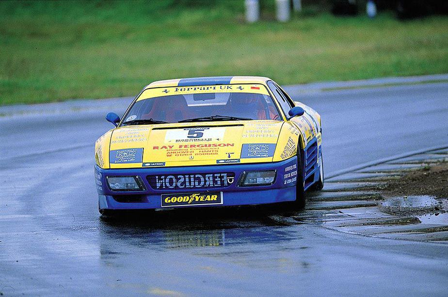 348 Challenge at Castle Combe