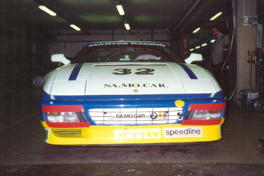 Ferrari 348 Challenge 93 number 32