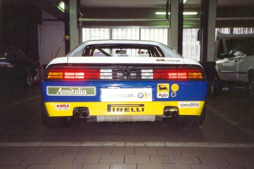 Ferrari 348 Challenge 93 S. Castellaneta